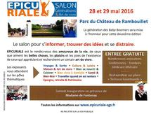 EPICURIALE SALON GENERATIONS & ART DE VIVRE - Rambouillet