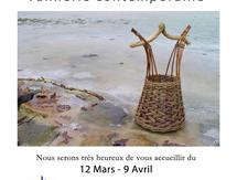 Exposition de Vannerie contemporaine - Manoir des Arts, Auffargis