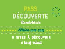 PASS DECOUVERTE RAMBOLITAIN