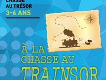 Chasse au TRAINsor - Musée Rambolitrain