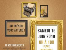Brocante professionnelle - Rambouillet