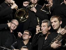 The amazing keystone big band - la Lanterne, Rambouillet
