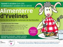 Alimenterre d'Yvelines - Bergerie Nationale